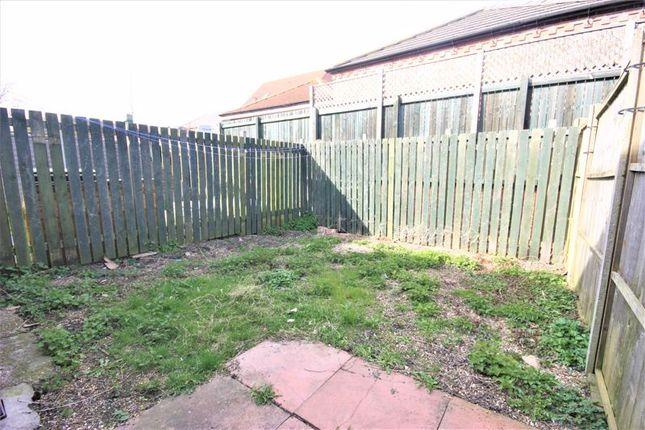 Rear Garden of Tavistock Street, Hull HU5