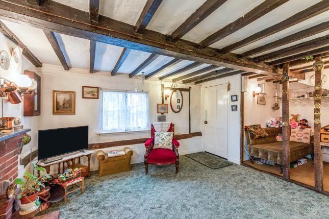 Lounge of Edwardstone, Sudbury, Suffolk CO10