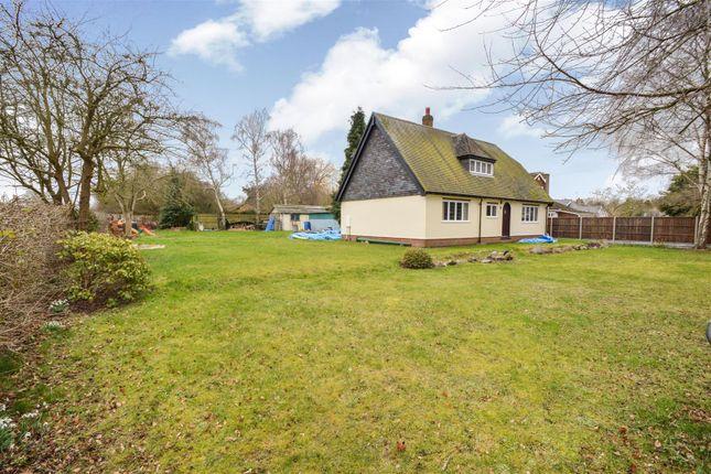 Thumbnail Detached house for sale in Melton Lane, Sutton Bonington, Loughborough