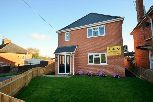 Thumbnail Detached house to rent in Piece Road, Milborne Port, Sherborne