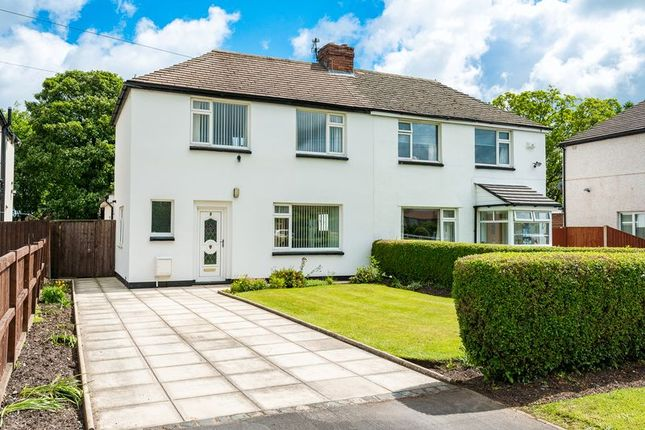 3 bed semi-detached house for sale in Castle Lane, Westhead, Ormskirk