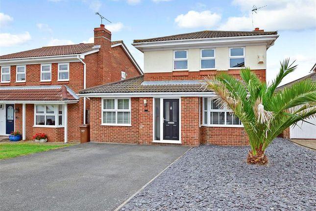 Thumbnail Detached house for sale in Jackson Close, Rainham, Gillingham, Kent