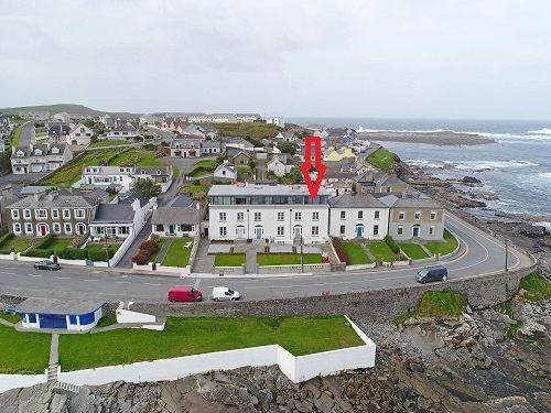 Thumbnail Terraced house for sale in 3 Clar Ellagh, Kilkee, Clare