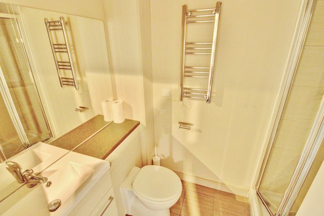 Shower Room of Trinity Court, Crook St, Bolton BL3