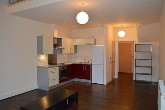 Thumbnail Property to rent in Westside Apartments, Bede Street, Leicester