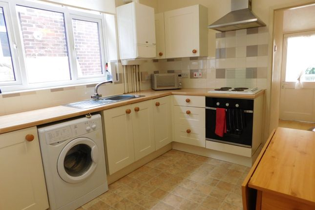 Thumbnail Terraced house to rent in Thorncroft Road, Portsmouth