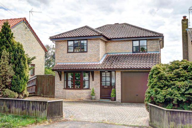 Thumbnail Detached house for sale in Cross Lane, Little Downham, Ely