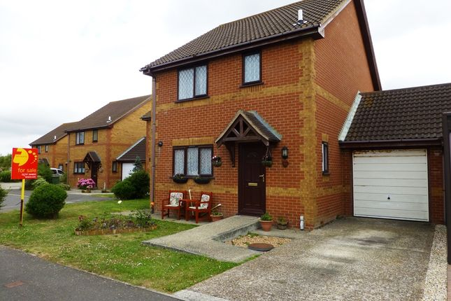 Thumbnail Detached house for sale in Samuel Mews, Lydd