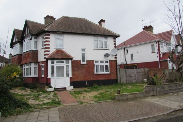 Thumbnail Semi-detached house for sale in St Johns Road, Wembley