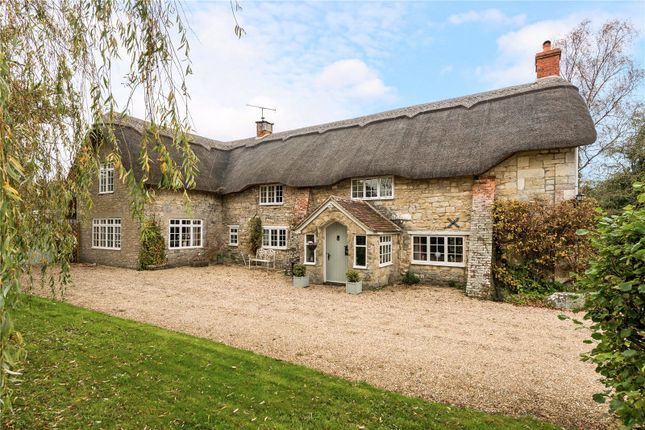 Thumbnail Detached house for sale in The Street, Chilmark, Salisbury, Wiltshire