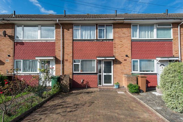 Thumbnail Terraced house for sale in Bute Road, Wallington