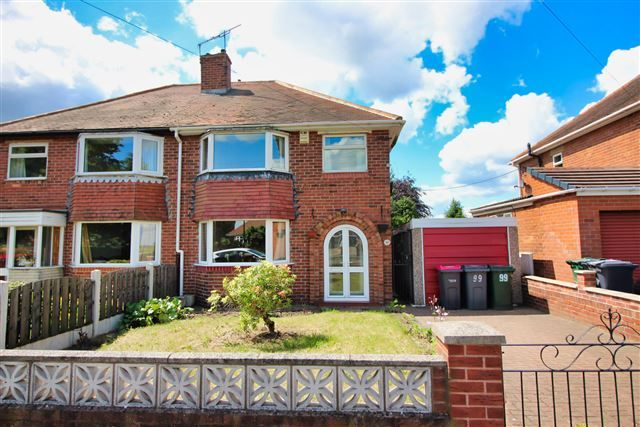 Thumbnail 3 bed semi-detached house for sale in Aughton Lane, Aston, Sheffield, Rotherham