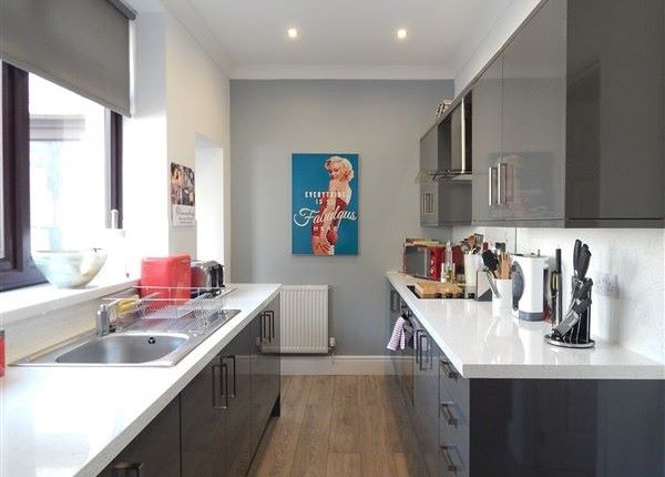 Thumbnail End terrace house for sale in The Briars, Gladstone Street, Abertillery