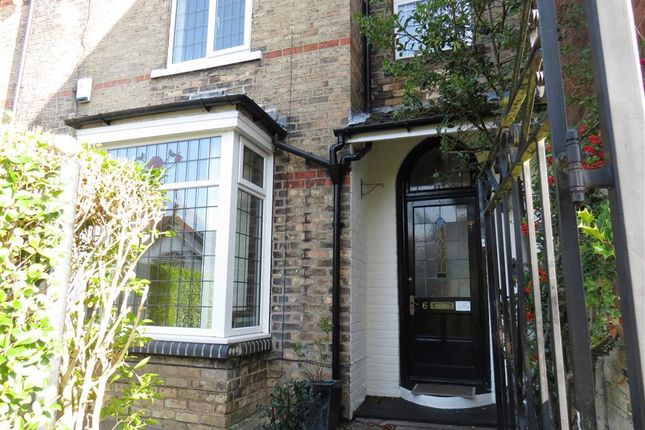 Thumbnail Terraced house to rent in Packman Lane, Kirk Ella, Hull
