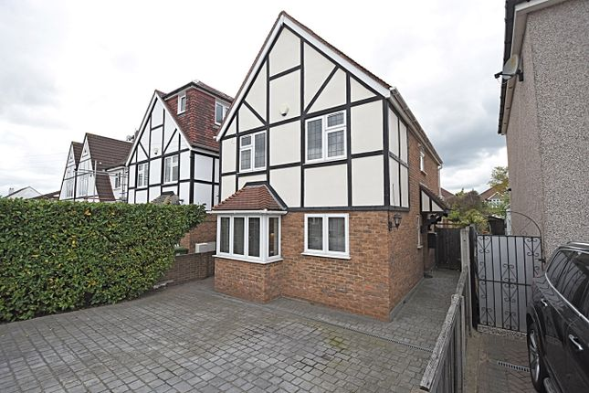 Thumbnail Detached house for sale in Queenswood Road, Sidcup