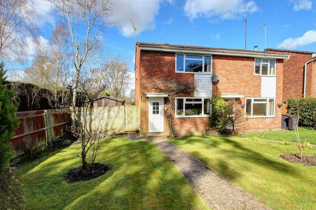 2 bed semi-detached house for sale in Woodside Road, North Baddesley, Hampshire