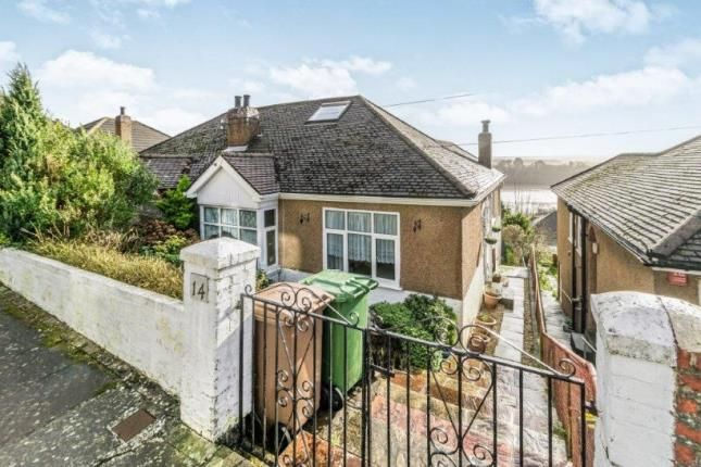 Thumbnail Bungalow for sale in Laira, Plymouth, Devon