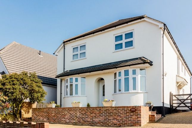 Thumbnail Detached house for sale in Brompton Farm Road, Rochester, Kent