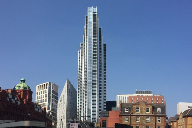 Thumbnail Flat to rent in The Atlas Building, Old Street, London