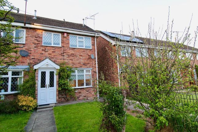 End terrace house to rent in Tudor Court, Fulford, Stoke On Trent, Staffordshire