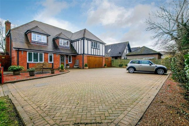 5 bed detached house for sale in Angstrom Close, Shenley Lodge, Milton Keynes, Bucks