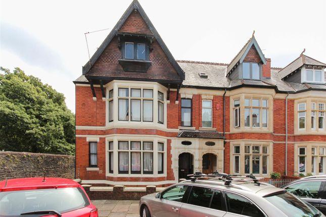 Studio to rent in Dyfrig Street, Pontcanna, Cardiff CF11