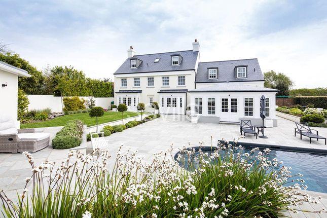 Thumbnail Detached house for sale in La Grande Route De Faldouet, St. Martin, Jersey