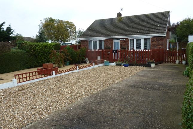 Thumbnail Bungalow for sale in Sutton Road, Trusthorpe, Mablethorpe