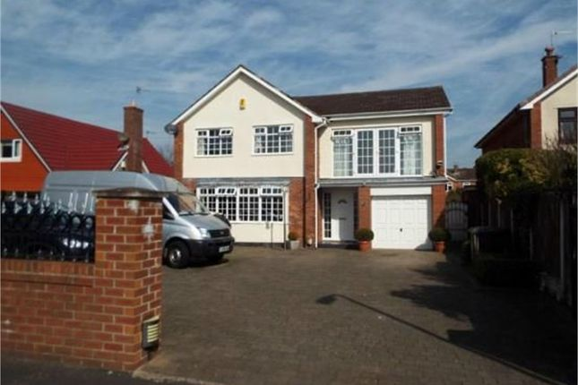 Thumbnail Detached house for sale in Bushbys Lane, Formby, Merseyside