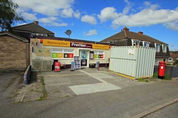 Thumbnail Retail premises for sale in Brynmeurig, Tregynwr, Carmarthen, Carmarthenshire