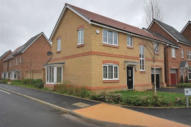 Thumbnail Detached house to rent in Feather Stitch Road, Worsley, Manchester