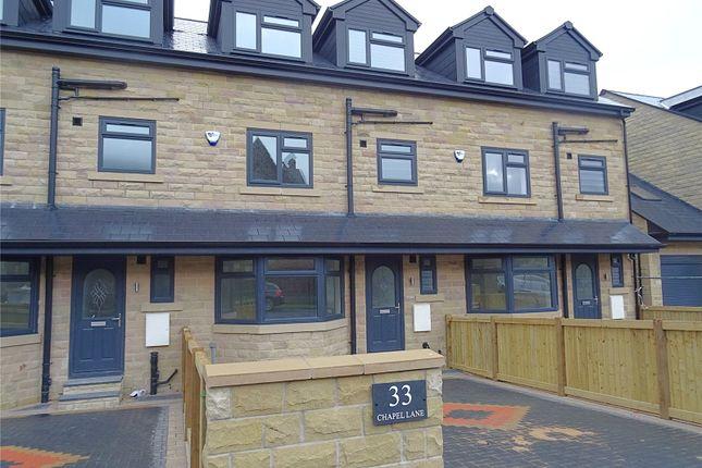Thumbnail Terraced house for sale in Chapel Lane, Allerton, Bradford, West Yorkshire