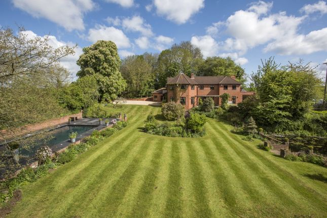 Thumbnail Detached house for sale in Nynehead, Wellington, Somerset