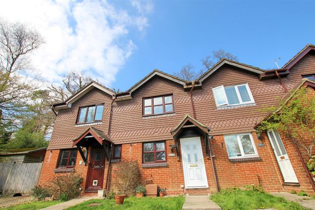 Thumbnail Terraced house to rent in The Spinneys, Heathfield