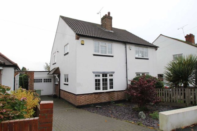 Thumbnail Detached house to rent in Footbury Hill Road, Orpington