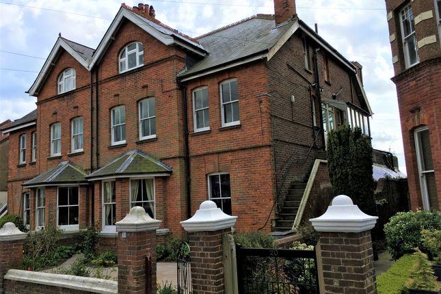 Thumbnail Flat to rent in St Matthews Gardens, St Leonards On Sea