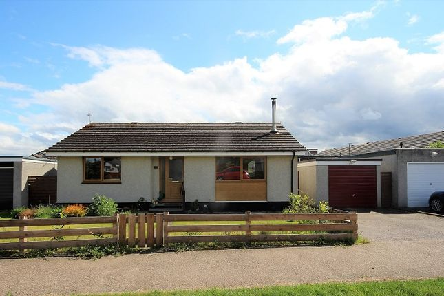 Thumbnail Detached bungalow for sale in 83 Beech Avenue, Nairn