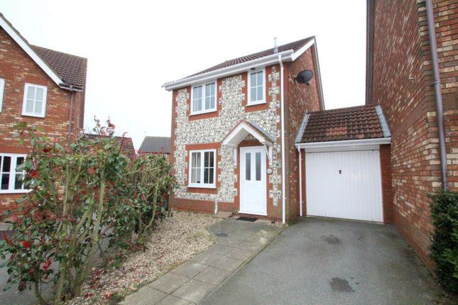 Thumbnail Property to rent in Warren Chase, Grange Farm, Kesgrave