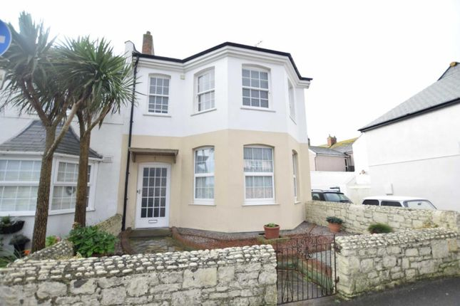 Thumbnail 2 bed flat for sale in Burn View, Bude