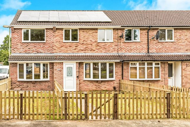 Thumbnail End terrace house to rent in Shannon Road, Bicester