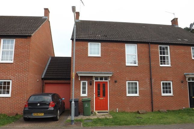 Semi-detached house in  Birch Covert  Thetford I England