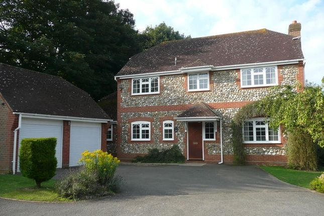 Thumbnail Detached house to rent in Bunbury Way, Epsom Downs, Epsom Downs, Surrey.