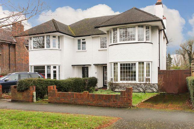 3 bed semi-detached house for sale in Thistledene, Thames Ditton