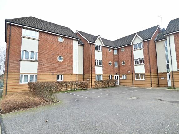 Thumbnail Flat for sale in Grindle Road, Coventry, West Midlands