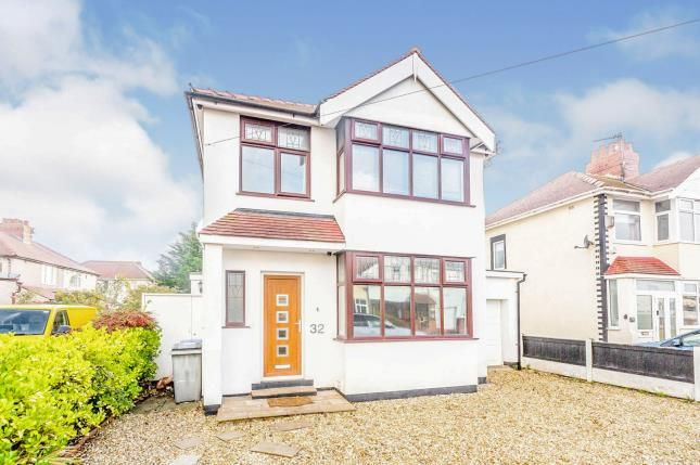 Thumbnail Detached house for sale in Valeway Avenue, Thornton-Cleveleys