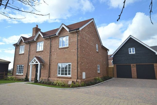 Thumbnail Detached house for sale in Raven Forge, Stone, Aylesbury