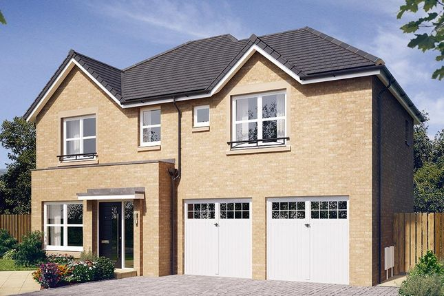 4 bed property for sale in Plot 84, The Westbury, Greenhall Village, Blantyre
