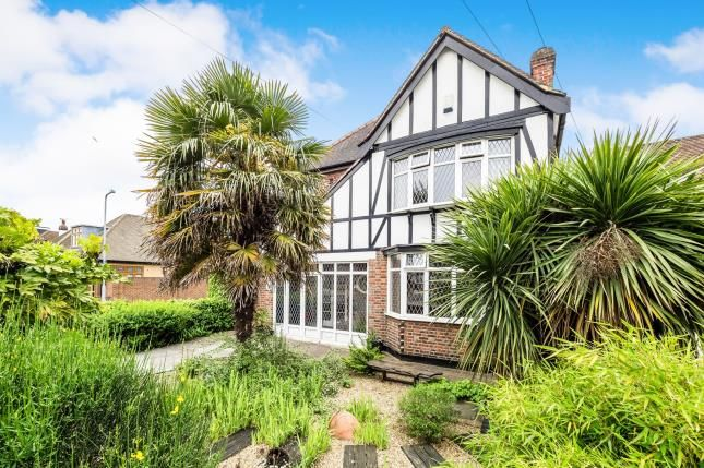 Thumbnail Detached house for sale in Marlborough Drive, Clayhall, Ilford