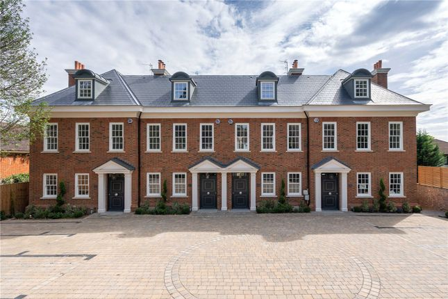 Thumbnail End terrace house for sale in George Road, Kingston Upon Thames, Surrey
