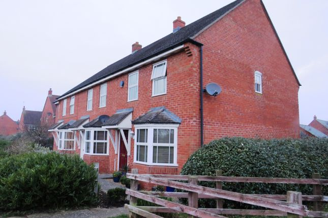 Thumbnail Property to rent in Old Gorse Way, Mawsley, Kettering
